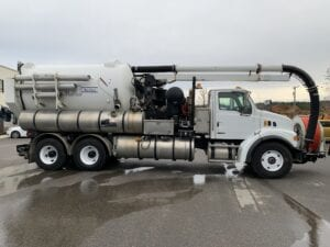 2007 Vactor for sale
