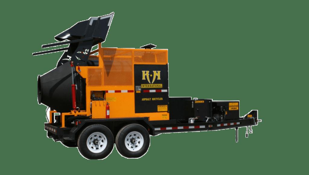 KM Asphalt Recycler