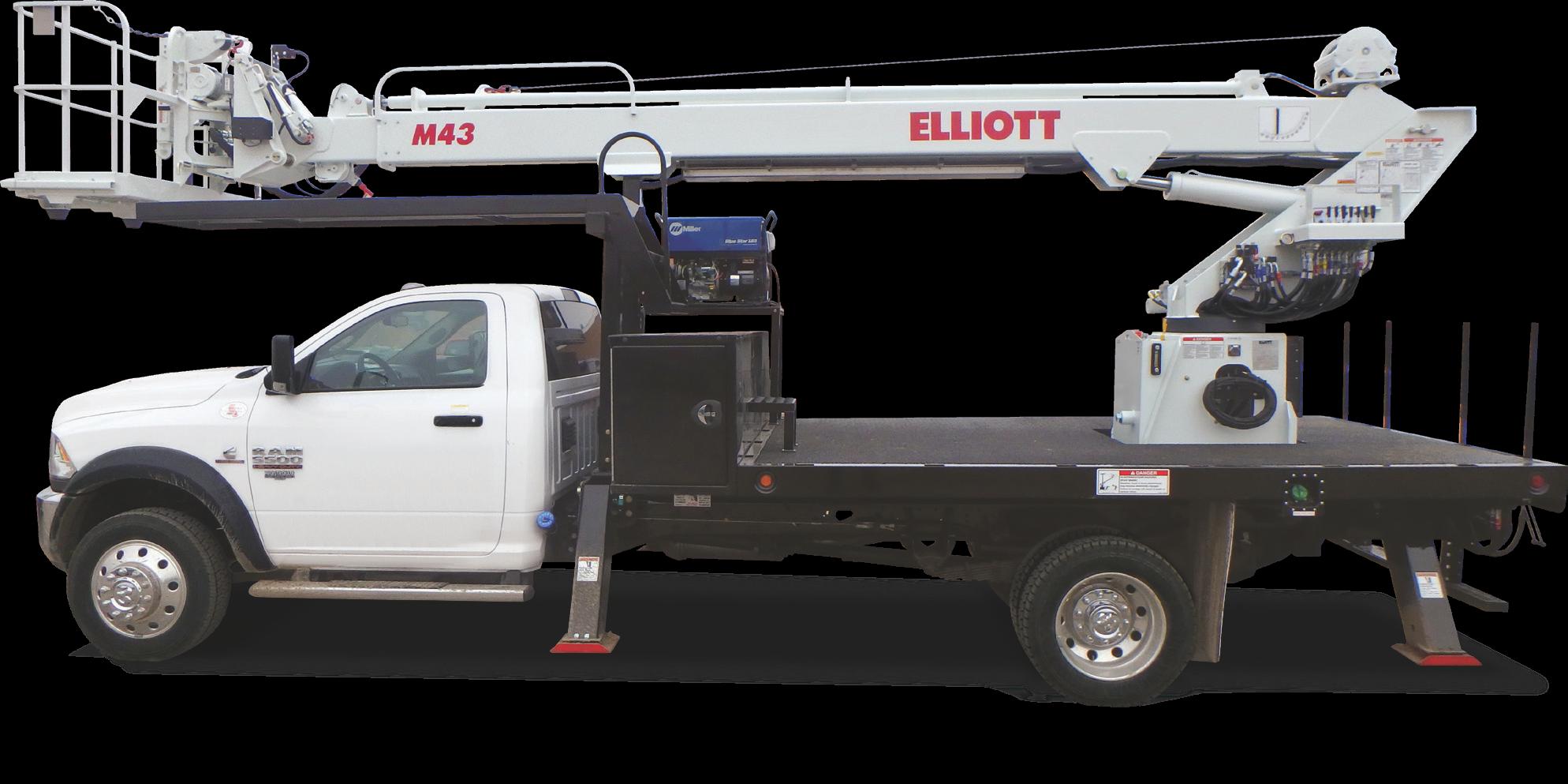 Elliot HiReach Aerial Truck